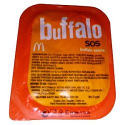 Mc Donald's Buffalo Sos İçindekiler