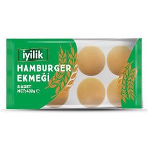 İyilik Hamburger Ekmeği