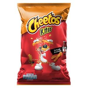 Cheetos Kıtır Ketçap Aromalı Mısır Çerezi