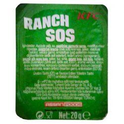 KFC Ranch Sos İçindekiler