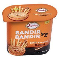 Seyidoğlu Bandır Bandır Ye Tahin Kreması + Grissini