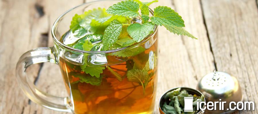 Stres Düşmanı Melisa Çayının Yararları
