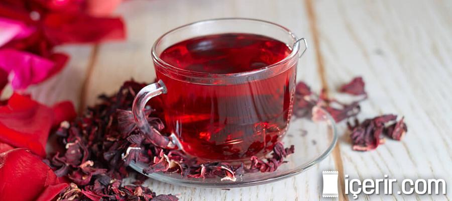 Bağışlık Sistemine Doping Yapan Hibiskus Çayının Faydaları