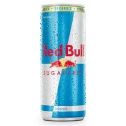 Red Bull Sugarfree Şekersiz Enerji İçeceği