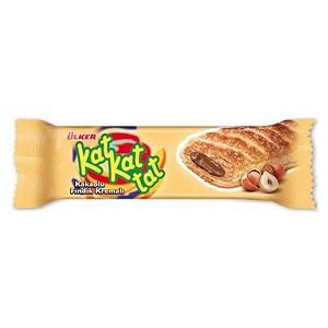 Ülker Kat Kat Tat Kakaolu Fındıklı Kremalı Milföy