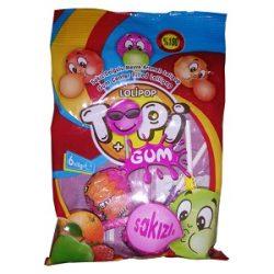 Topi Gum Lolipop