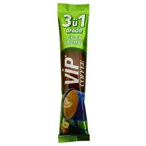 Vip 3'ü 1 Arada Fındık Aromalı Kahve