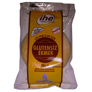 İHE Çölyaklılar İçin Glutensiz Ekmek
