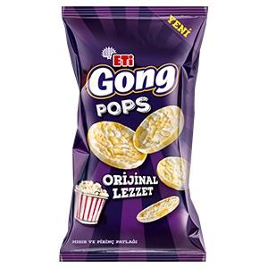 Eti Gong Pops Orijinal Lezzet