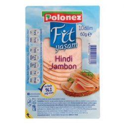 Polonez Fit Yaşam Hindi Jambon