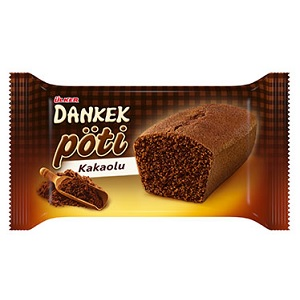 Ülker Dankek Pöti Kakaolu Kek