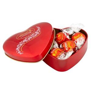 Lindt Lindor Hearth Tin Çikolata