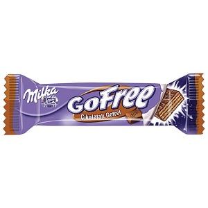 Milka Gofree Çikolatalı Gofret