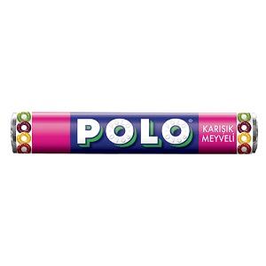 Polo Karışık Meyveli Şeker