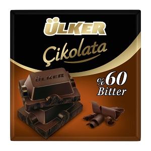 Ülker Bitter Çikolata