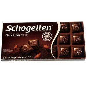 Schogetten Bitter Çikolata