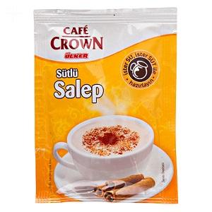 Cafe Crown Sütlü Salep