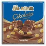 Ülker Fındıklı Sütlü Çikolata