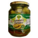 Fıçı Salatalık Turşusu İçindekiler, Kalori, Besin Öğeleri