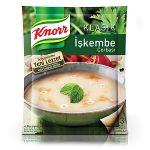Knorr İşkembe Çorbası İçindekiler, Kalori, Besin Öğeleri