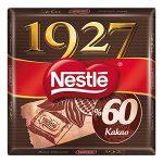 Nestle 1927 Bitter Çikolata İçindekiler, Kalori, Besin Öğeleri