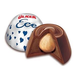 Ülker Ece Fındıklı Çikolata