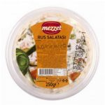Mezzet Rus Salatası İçindekiler, Kalori, Besin Öğeleri
