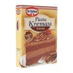 Dr. Oetker Pasta Kreması Kakaolu İçindekiler, Kalori, Besin Öğeleri