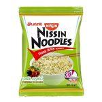 Nissin Noodles Sebze Çeşnili İçindekiler, Kalori, Besin Öğeleri