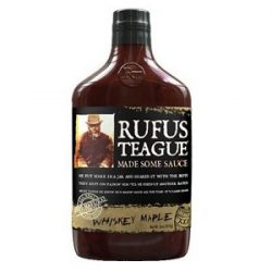 Rufus Teague Whiskey Maple Barbekü Sos
