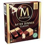 Magnum After Dinner Classic İçindekiler, Kalori, Besin Öğeleri