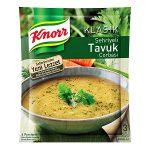Knorr Şehriyeli Tavuk Çorbası İçindekiler, Kalori, Besin Öğeleri
