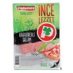 Polonez Karabiberli Salam İçindekiler, Kalori, Besin Öğeleri