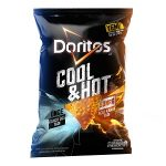 Doritos Cool & Hot Ranch Sos ve Acılı Kanat Aromalı