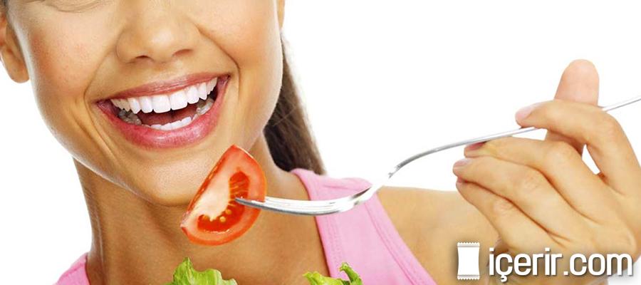 Vejetaryenlerin Dişleri Sağlıklı Mı?