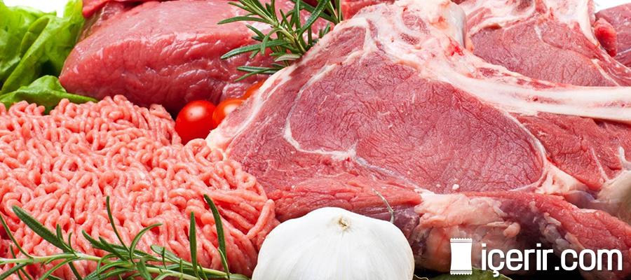 Şarbon Korkusundan Et Tüketemeyenler İçin Beslenme Önerileri