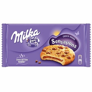 Milka Sensations Choco Inside Bisküvi