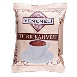 Yemeneli Türk Kahvesi