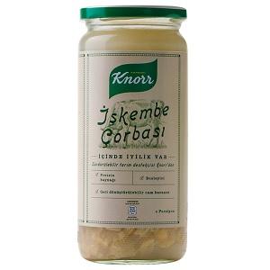 Knorr İşkembe Çorbası (Cam)