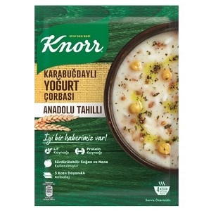 Knorr Karabuğdaylı Yoğurt Çorbası