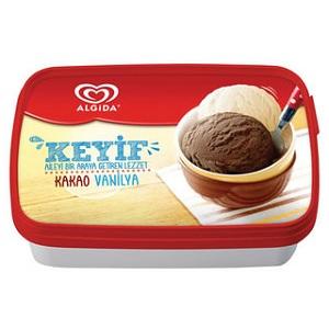 Algida Keyif Kakao Vanilya