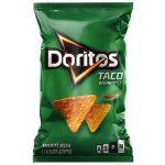 Doritos Taco Baharatlı Mısır Cipsi