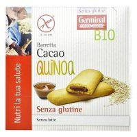 Germinal Organik Kakaolu Kinoalı Glutensiz Bar