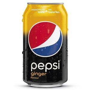 Pepsi Ginger