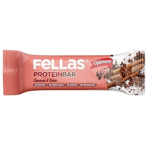 Fellas Optimum Protein Bar Tarçın & Kakao