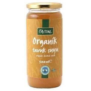 Orvital Organik Tavuk Suyu