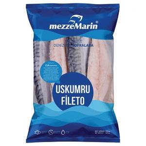 Mezzemarin Uskumru Fileto