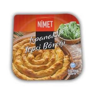Nimet Ispanaklı Tepsi Böreği