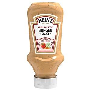 Heinz Burger Sos