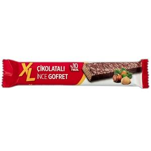 XL Çikolatalı İnce Gofret